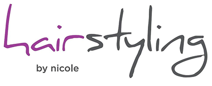 Logo Hairstyling By Nicole